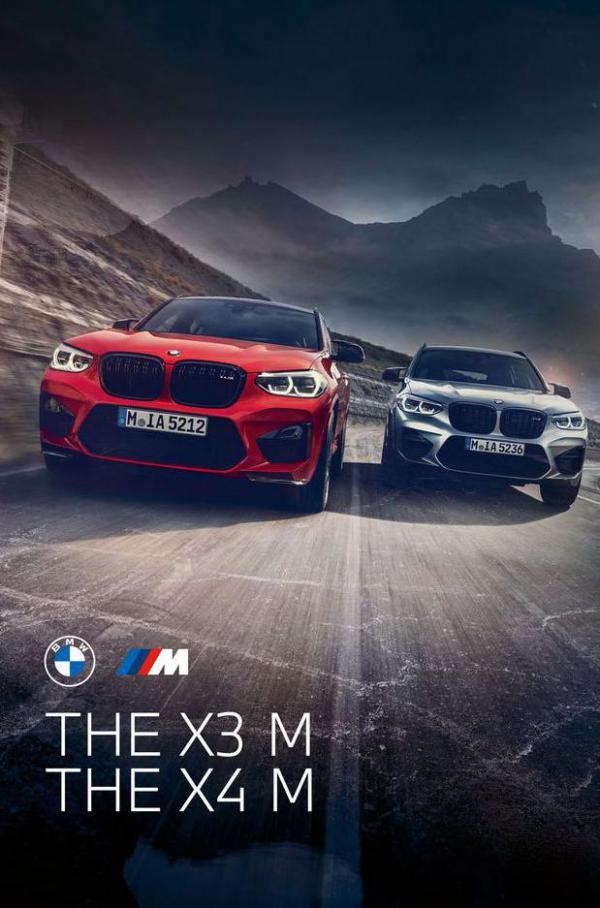 BMW X3 M & X4 M. BMW (2022-01-01-2022-01-01)