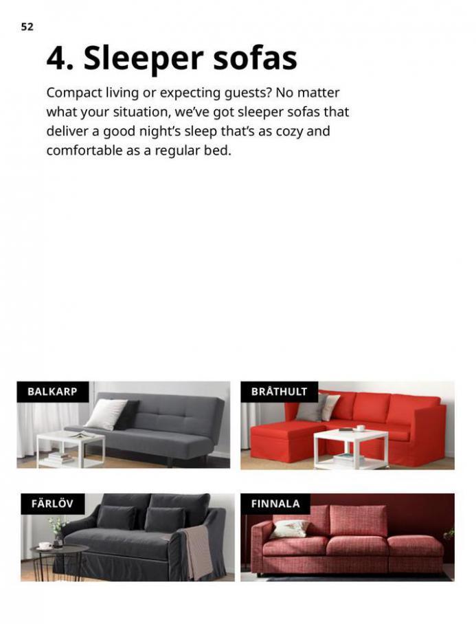 IKEA Sofa 2021. Page 52