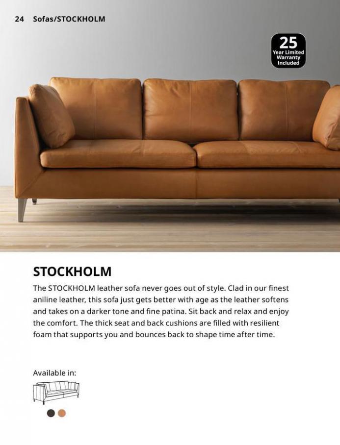 IKEA Sofa 2021. Page 24