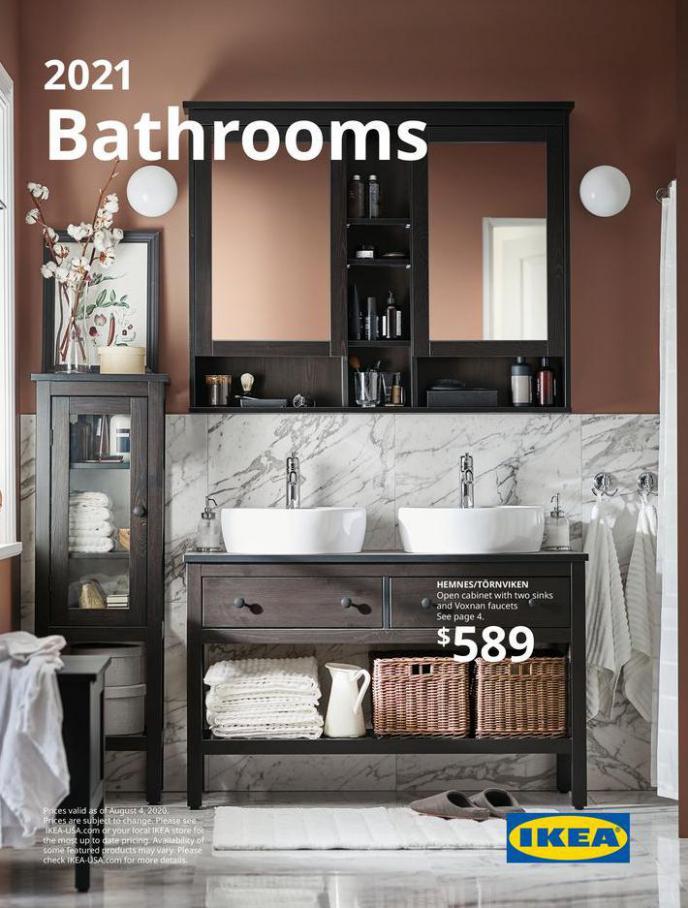 IKEA Bathroom 2021. IKEA (2021-10-31-2021-10-31)