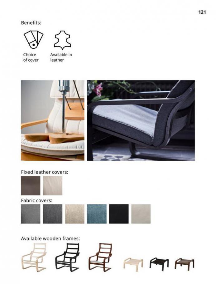 IKEA Sofa 2021. Page 121