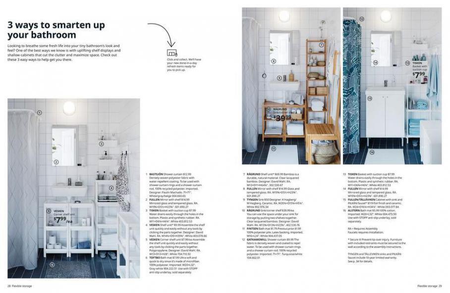IKEA Bathroom 2021. Page 15