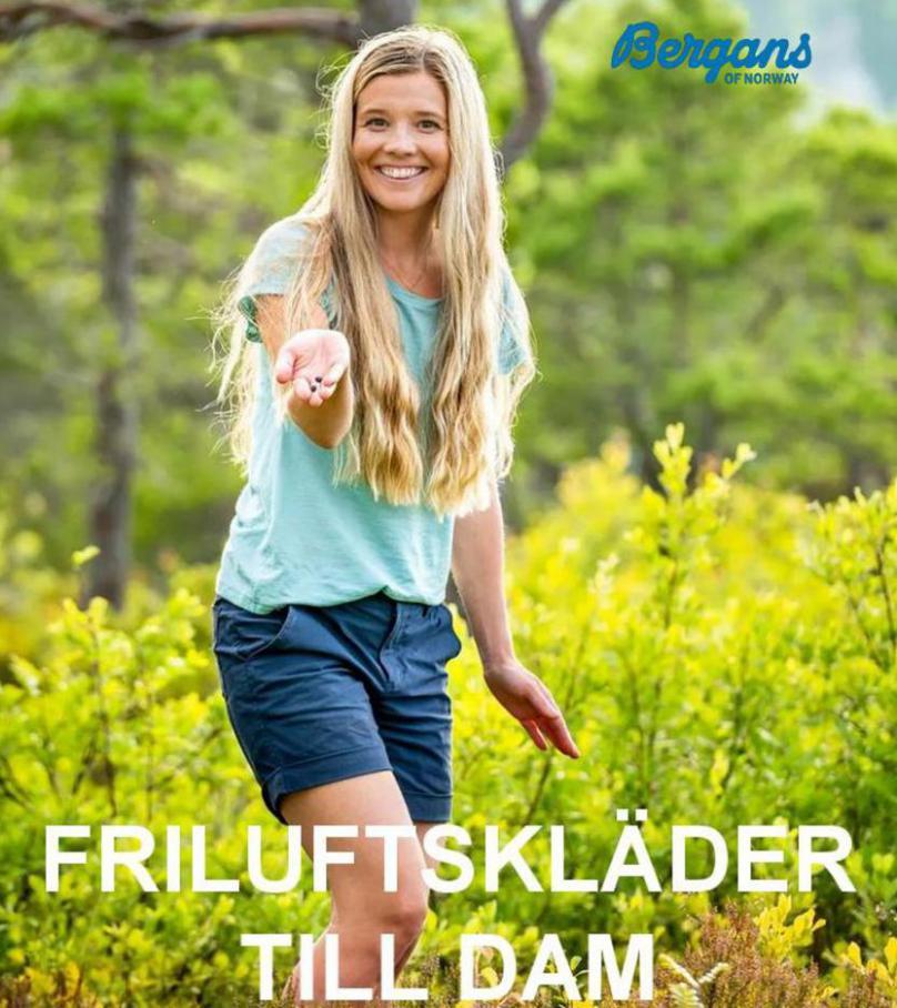 FRILUFTSKLÄDER TILL DAM. Bergans (2021-08-31-2021-08-31)