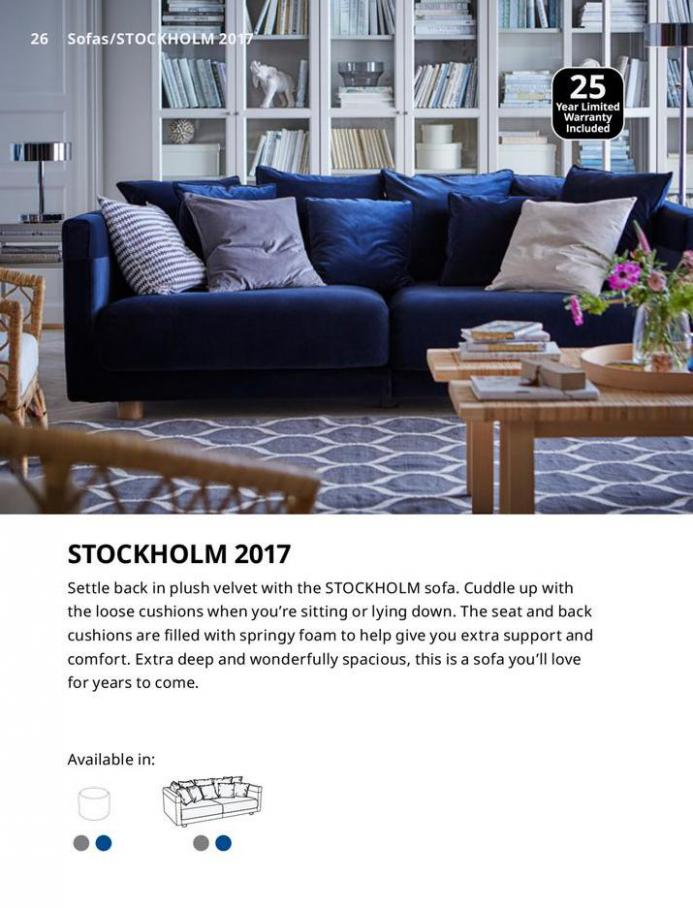 IKEA Sofa 2021. Page 26