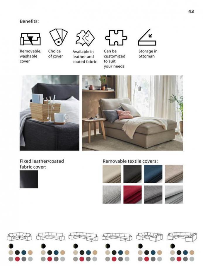 IKEA Sofa 2021. Page 43