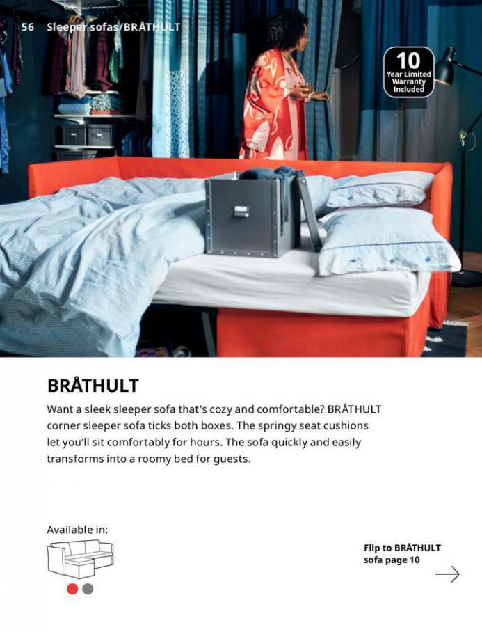 IKEA Sofa 2021. Page 56