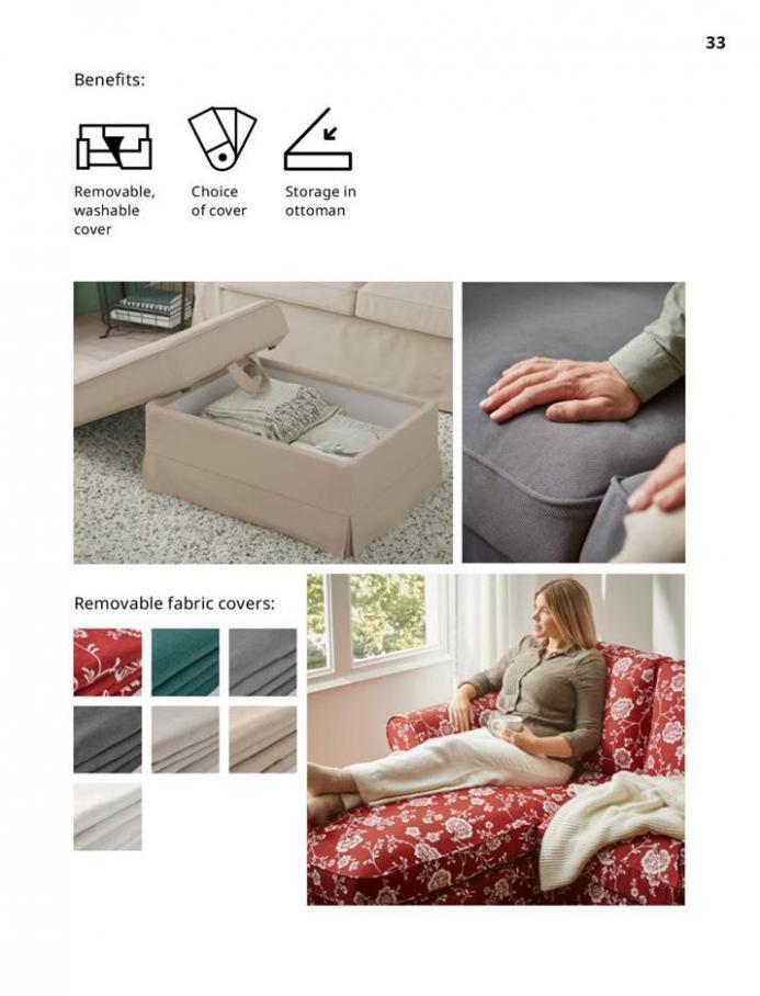 IKEA Sofa 2021. Page 33