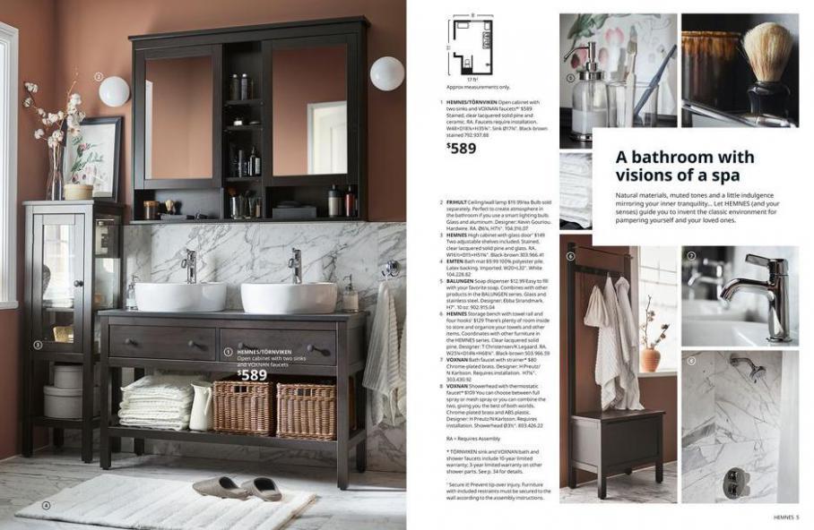 IKEA Bathroom 2021. Page 3