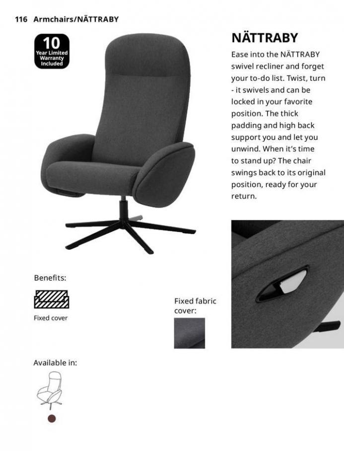 IKEA Sofa 2021. Page 116