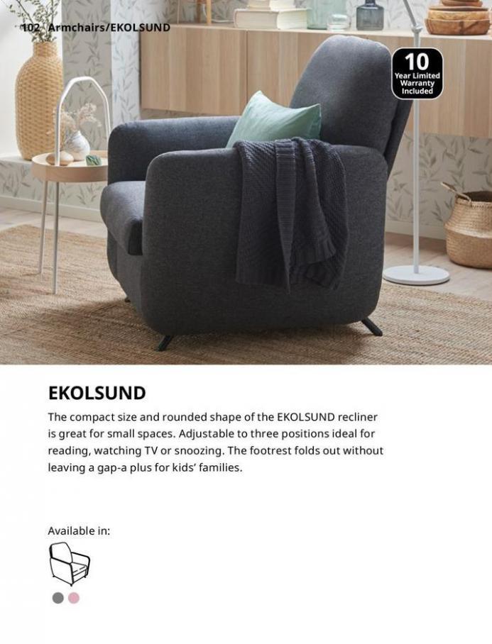 IKEA Sofa 2021. Page 102