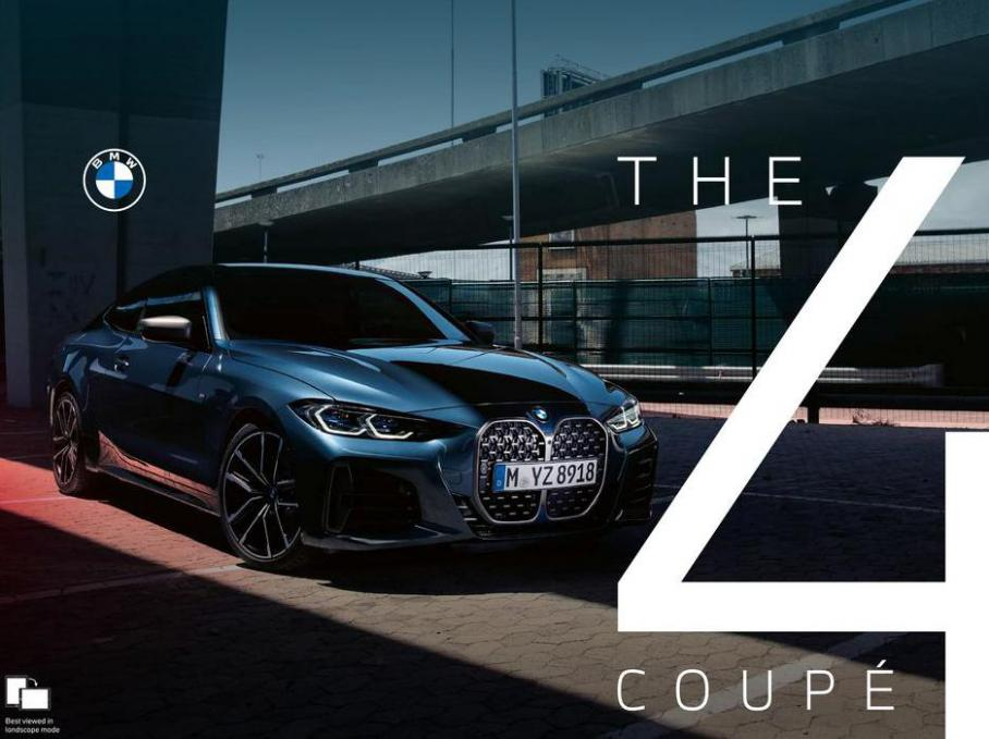 BMW 4 Series Coupe. Bilia (2021-10-31-2021-10-31)