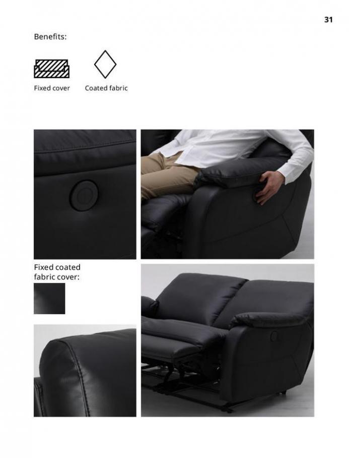 IKEA Sofa 2021. Page 31