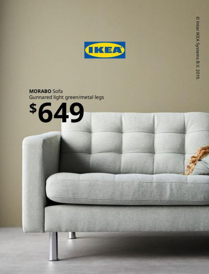 IKEA Sofa 2021. Page 140