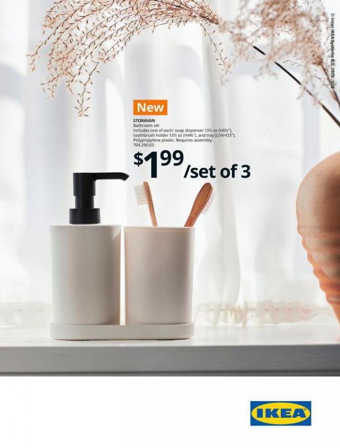 IKEA Bathroom 2021. Page 19