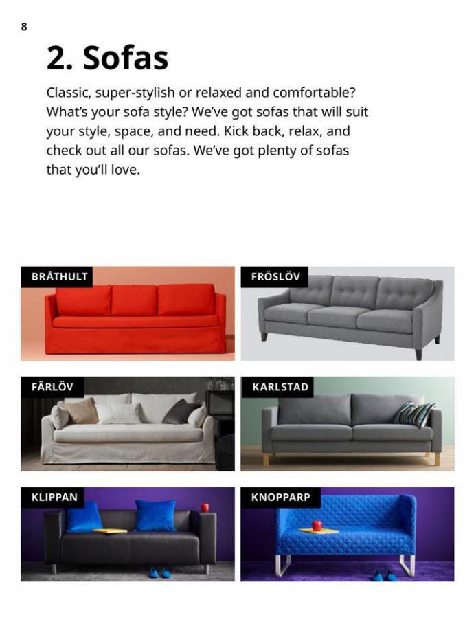 IKEA Sofa 2021. Page 8