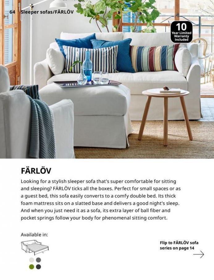 IKEA Sofa 2021. Page 64