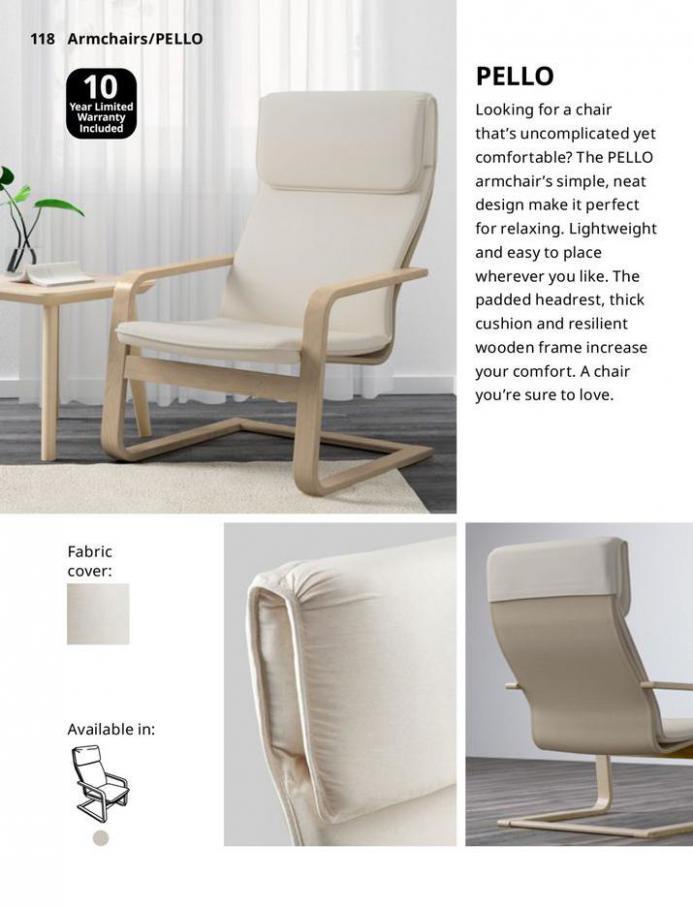 IKEA Sofa 2021. Page 118