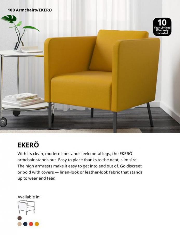 IKEA Sofa 2021. Page 100
