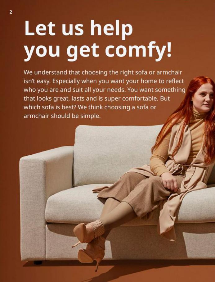 IKEA Sofa 2021. Page 2
