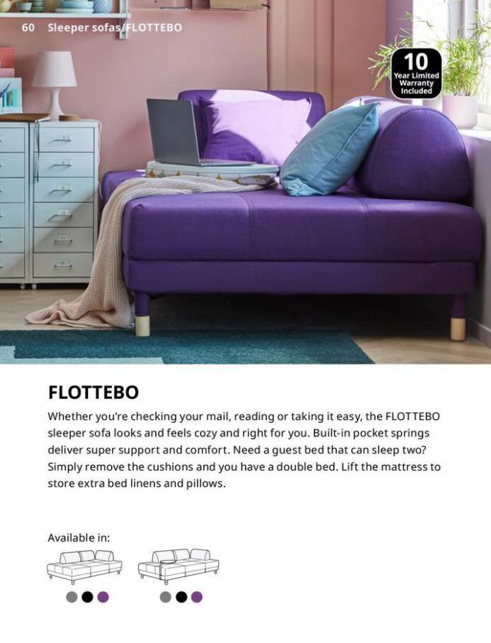 IKEA Sofa 2021. Page 60