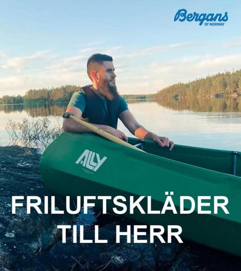 FRILUFTSKLÄDER TILL HERR. Bergans (2021-08-31-2021-08-31)