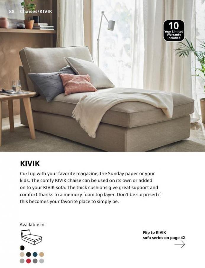 IKEA Sofa 2021. Page 88