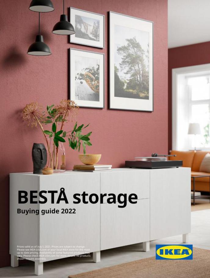 IKEA  BESTÅ BG 2022. IKEA (2022-02-28-2022-02-28)