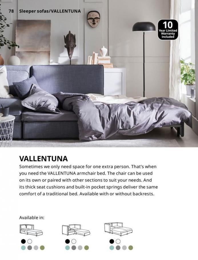 IKEA Sofa 2021. Page 78