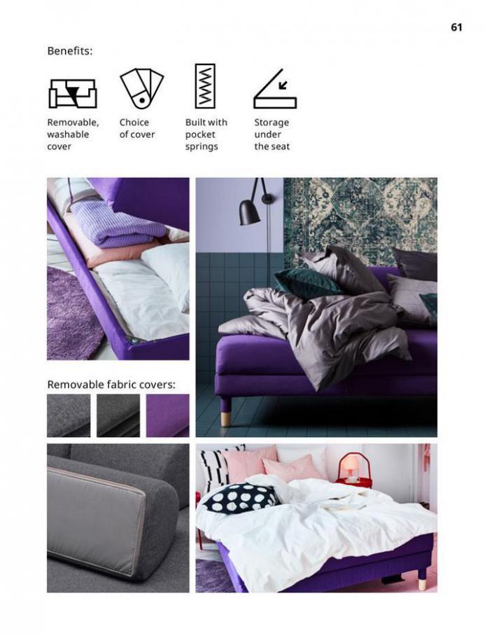 IKEA Sofa 2021. Page 61