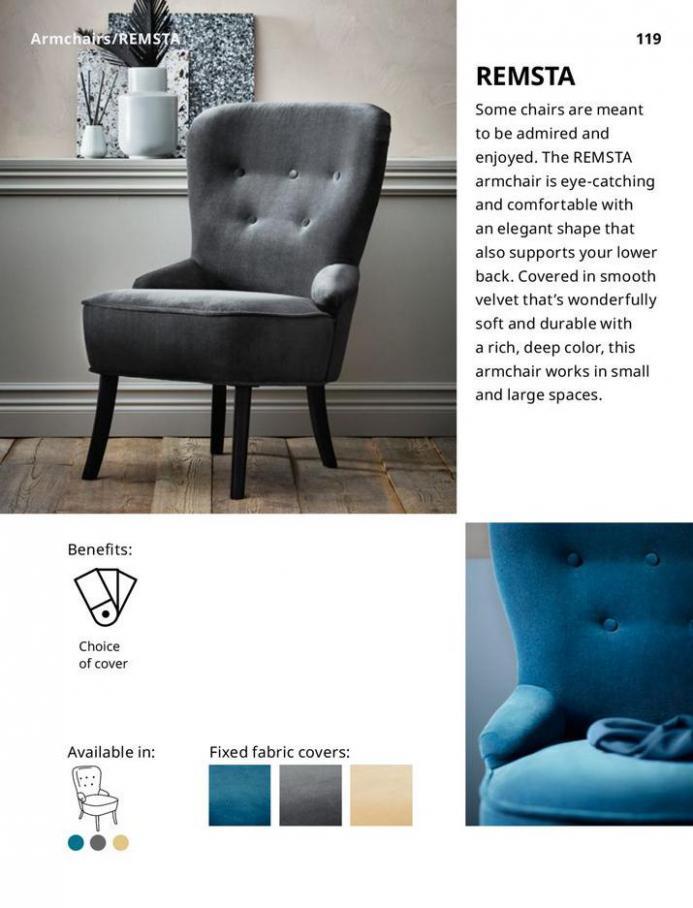 IKEA Sofa 2021. Page 119