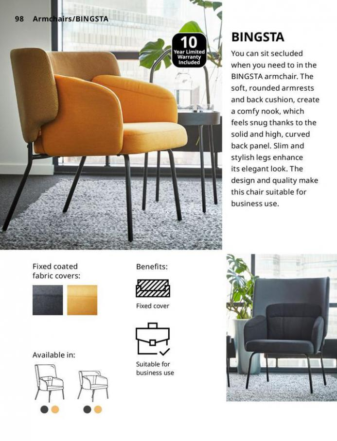 IKEA Sofa 2021. Page 98