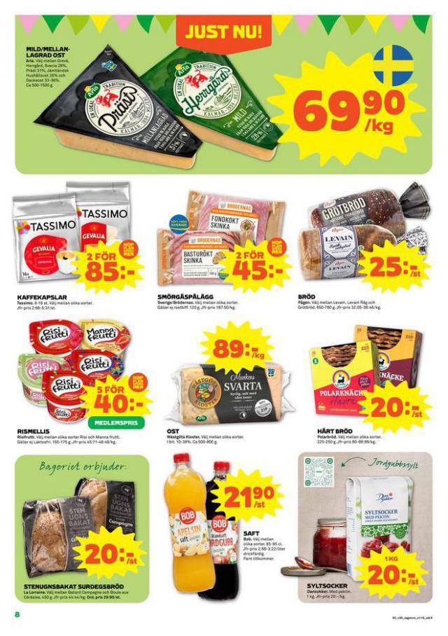 Coop Forum reklamblad. Page 8