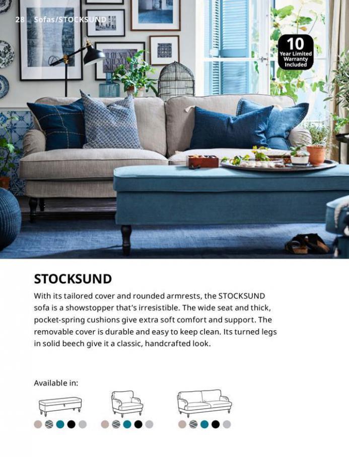 IKEA Sofa 2021. Page 28