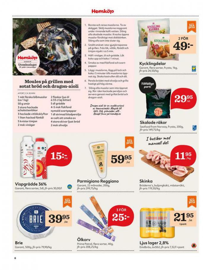Hemköp Erbjudanden. Page 6