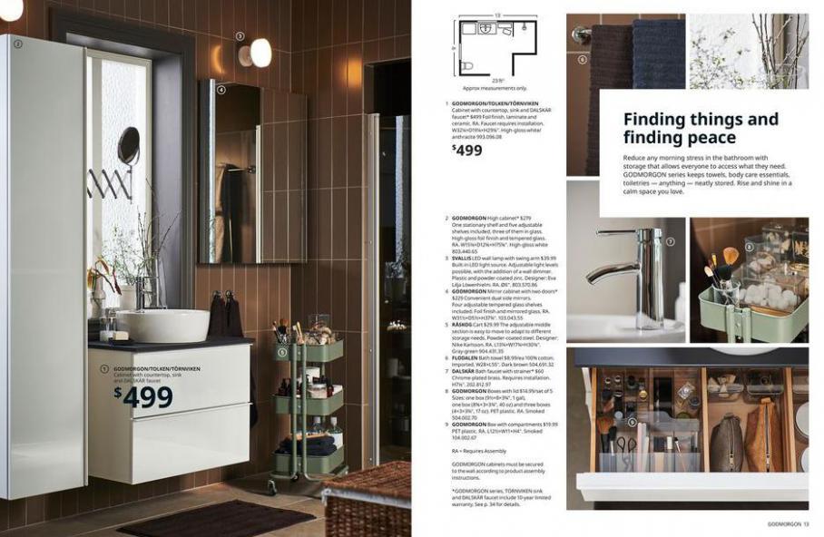 IKEA Bathroom 2021. Page 7