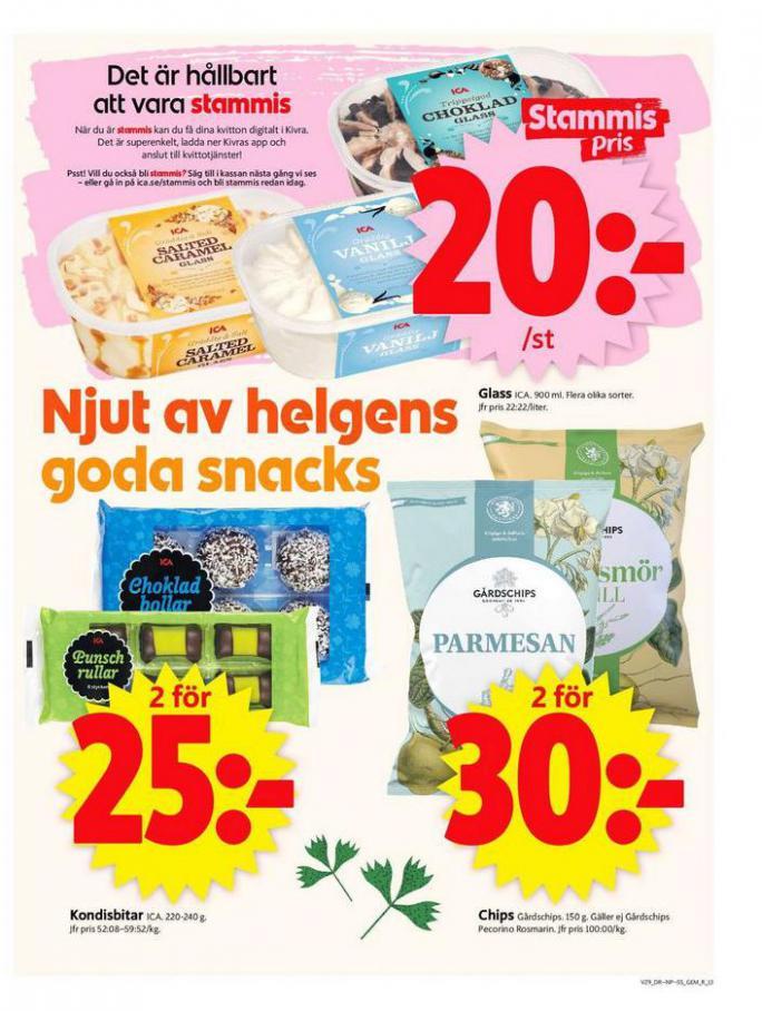 ICA Supermarket Erbjudanden. Page 13