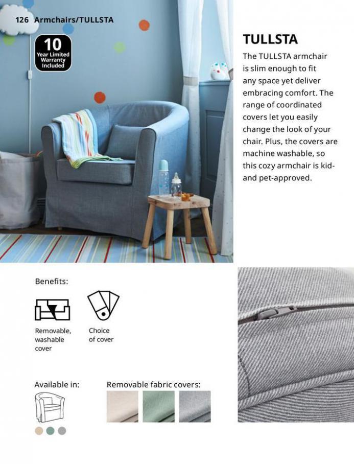 IKEA Sofa 2021. Page 126