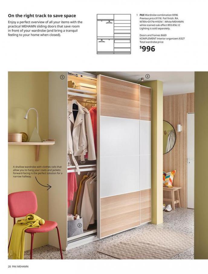 2021 Wardrobe. Page 20