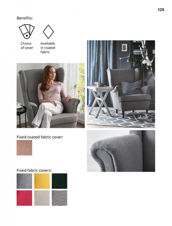 IKEA Sofa 2021. Page 125