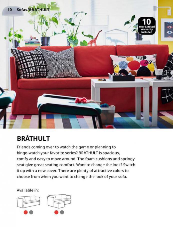IKEA Sofa 2021. Page 10