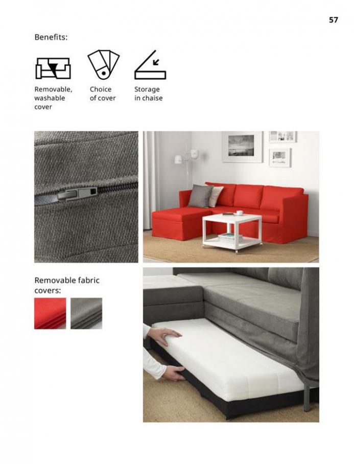 IKEA Sofa 2021. Page 57
