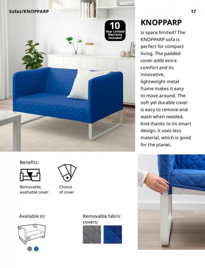 IKEA Sofa 2021. Page 17