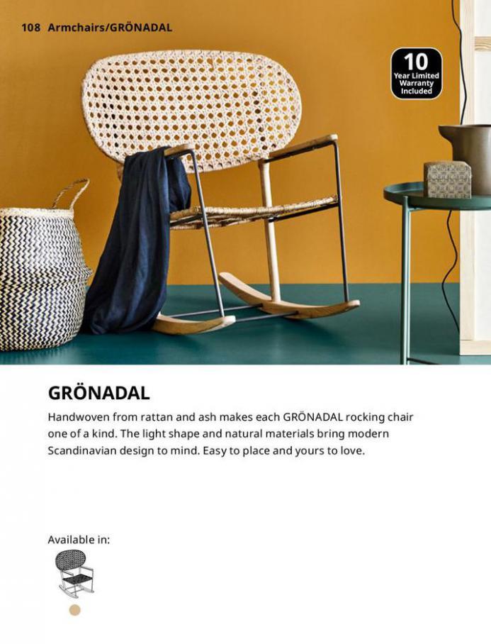 IKEA Sofa 2021. Page 108