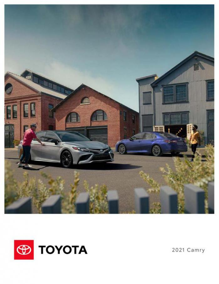 Toyota Camry. Bilia (2021-10-31-2021-10-31)