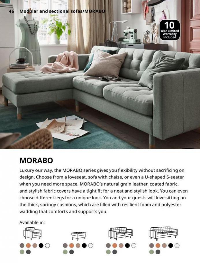 IKEA Sofa 2021. Page 46