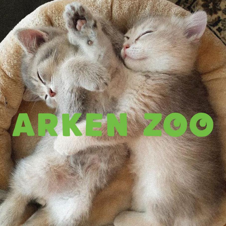 Nyheter. Arken Zoo (2021-07-11-2021-07-11)