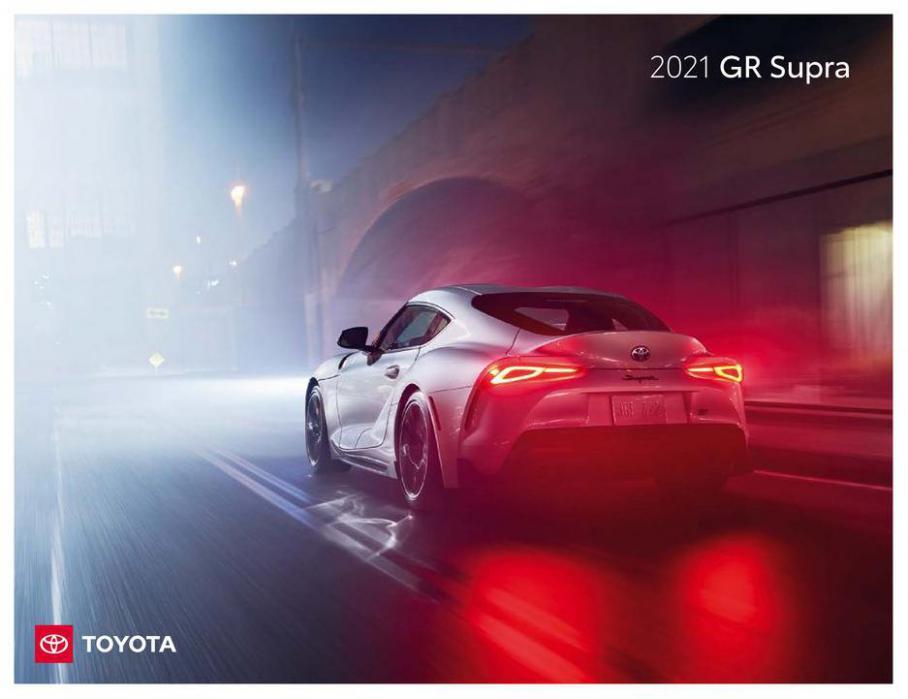 Toyota Gr Supra. Bilia (2021-10-31-2021-10-31)
