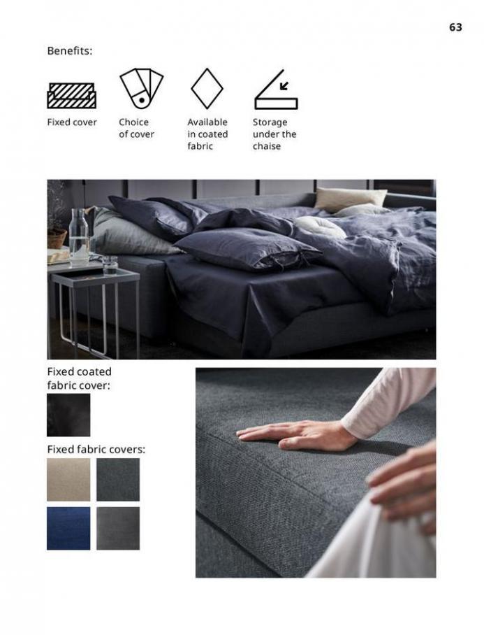 IKEA Sofa 2021. Page 63