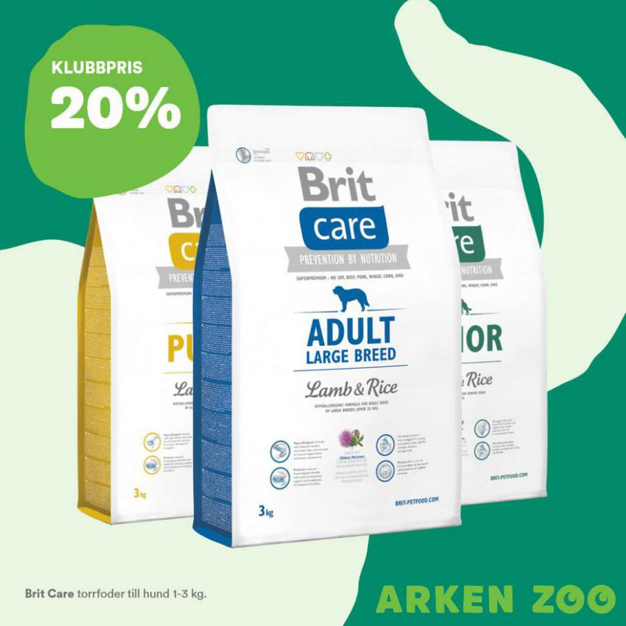 Erbjudande. Arken Zoo (2021-07-11-2021-07-11)