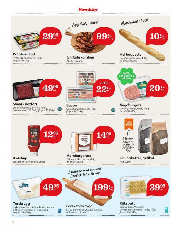 Hemköp Erbjudanden. Page 4